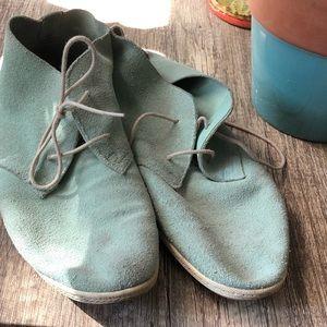 Mint pan shoes